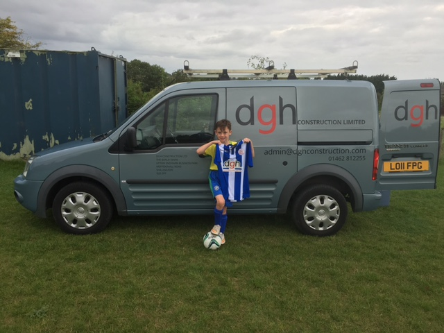 dgh supports shefford saints